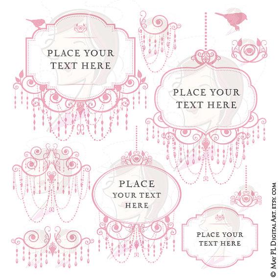 Chandelier clipart transparent background Wedding Clip Png Cardmaking Background