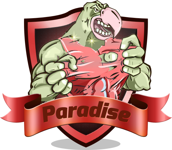 Pl clipart paradise Davidwebdesign pl Paradise by by
