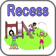 Word clipart recess Panda Free Clip Recess Art
