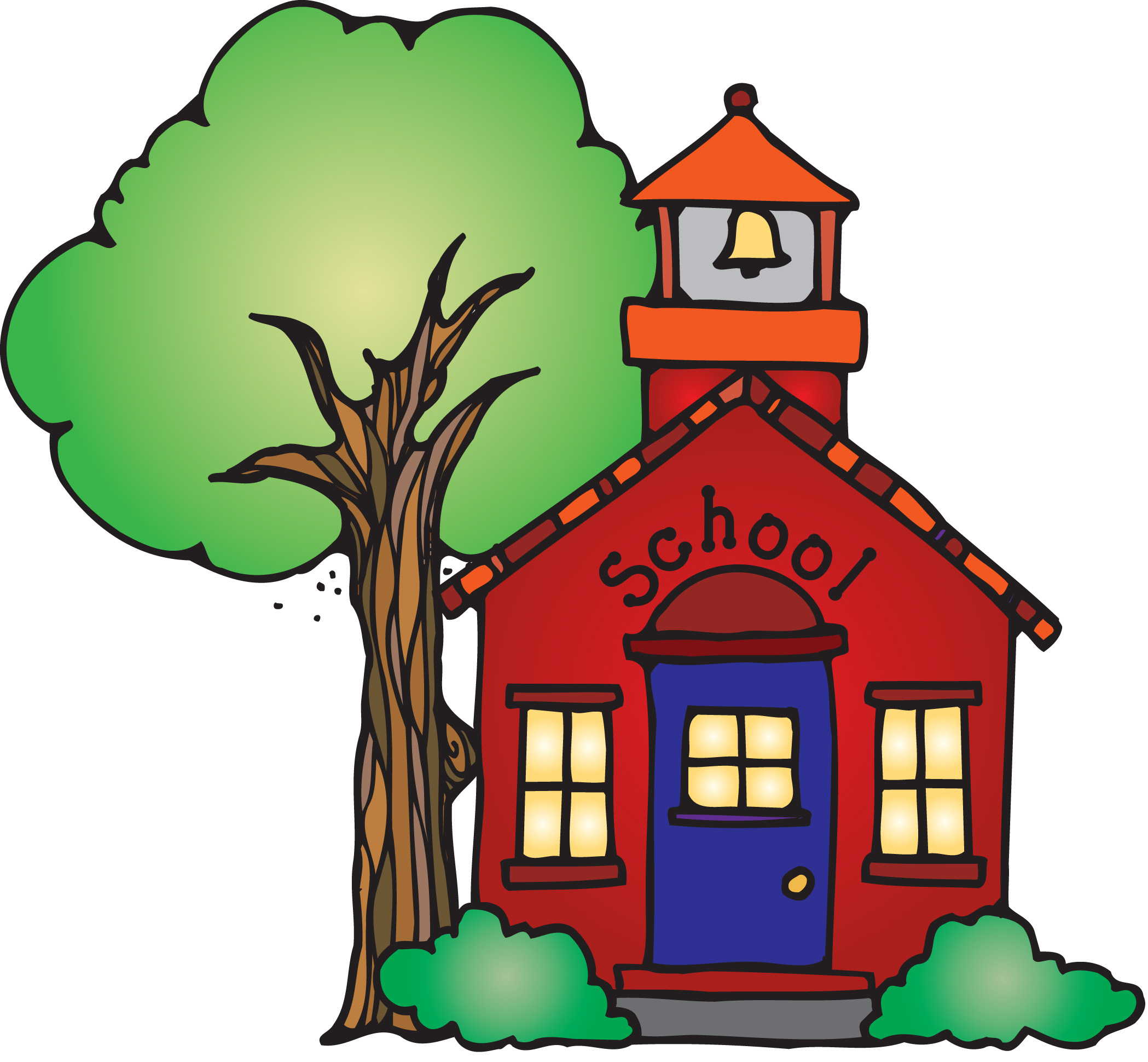 Building clipart pre school Clip Clipart on library Download