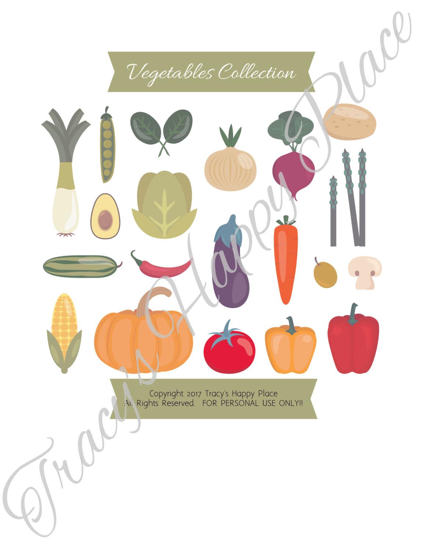 Pl clipart vegetable market #5