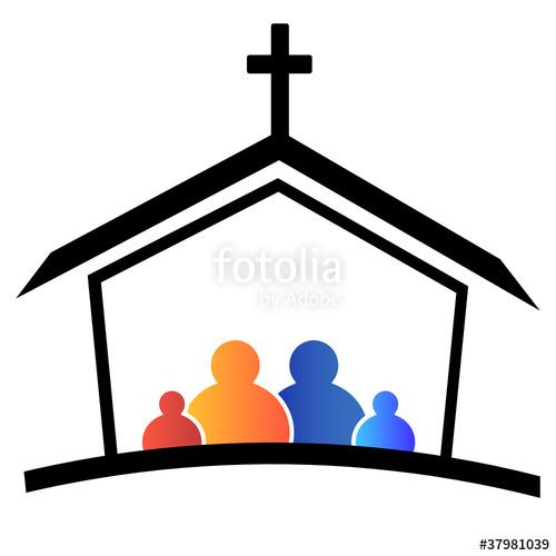 Pl clipart worship Silhouette