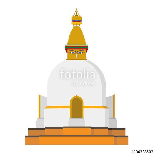 Pl clipart worship Stupa