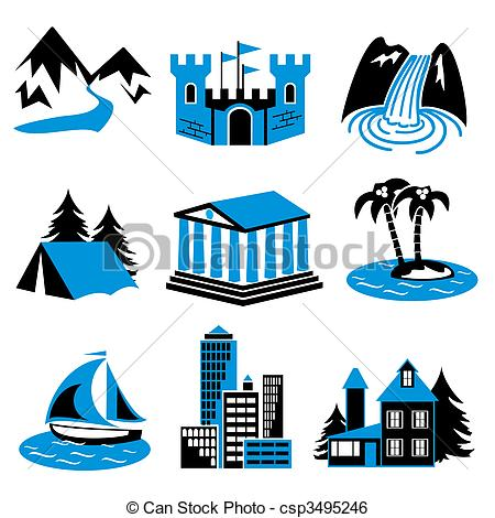 Places clipart #6