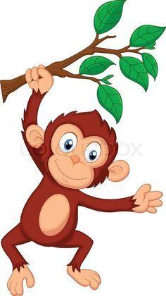 Carneval clipart monkey Monkey Cartoon 25+ Best Monkey