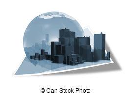 Business clipart business building #5