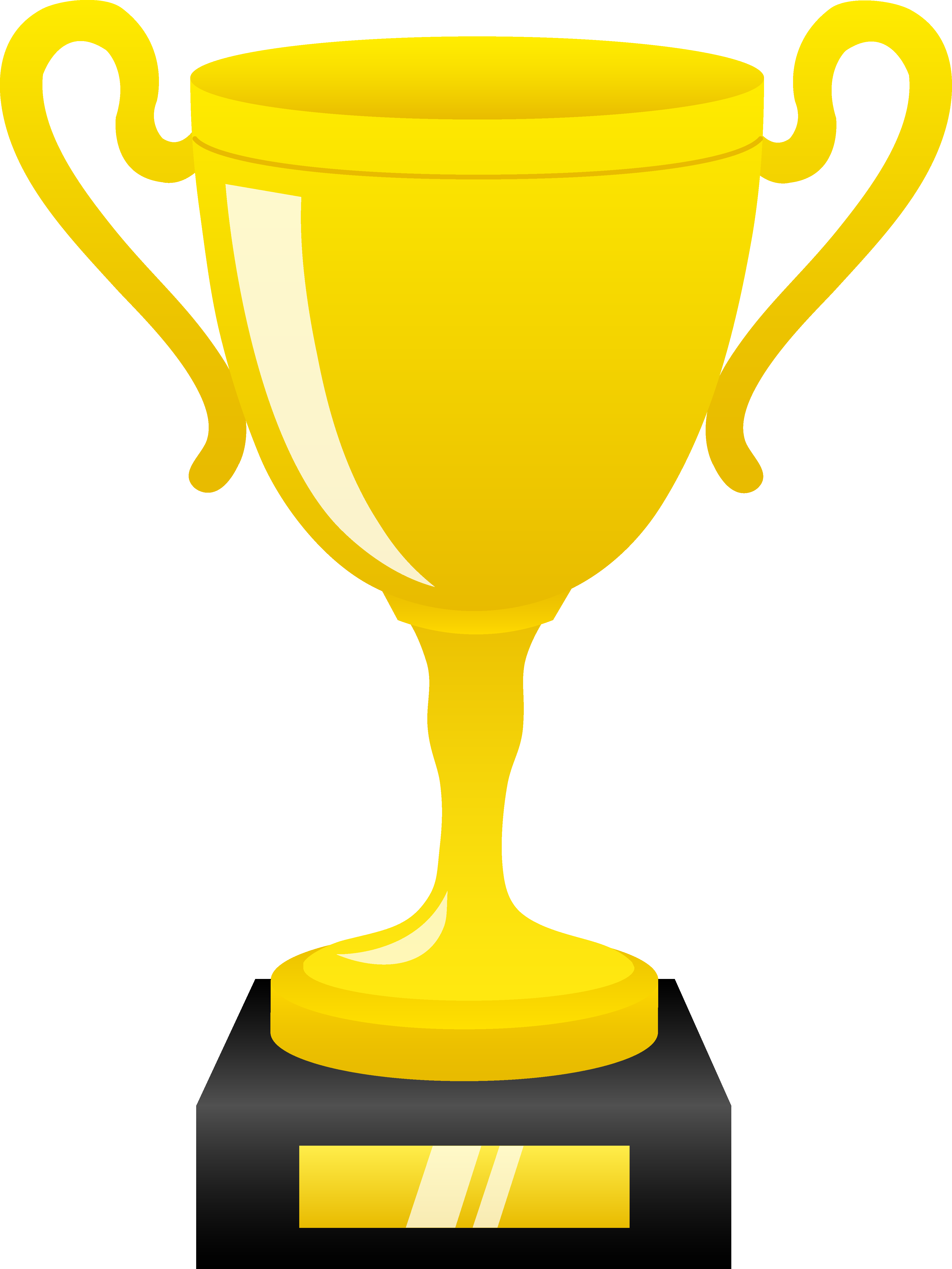 Yellow clipart trophy Clip Other Art on Hiv
