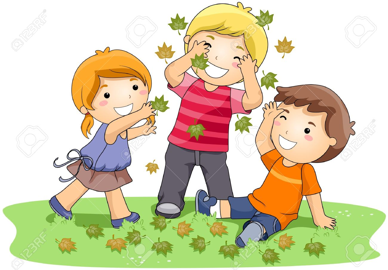 Park clipart children park Clipart kid Kids playing Collection