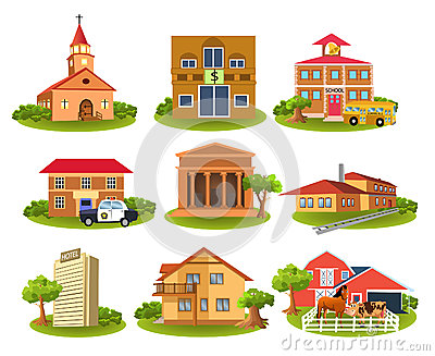 Town clipart community #3
