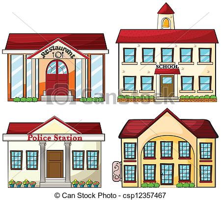Place clipart community building Art Download Buildings – Clip