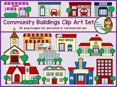 Place clipart community building Clipart police Zone station Police