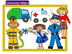 Place clipart community printable Community readers early  Helpers