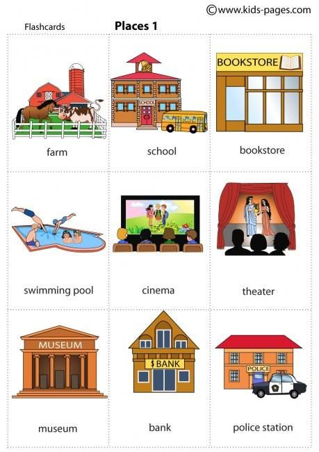 Place clipart community printable About images best junior english