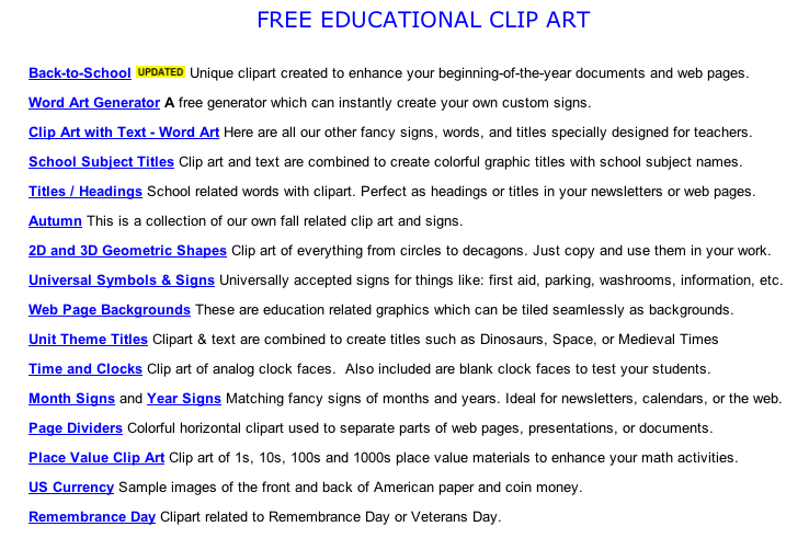 Place clipart day time Resources to teachers of Source