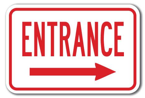 Zoo clipart entrance sign Entrance Clip Art Download Art