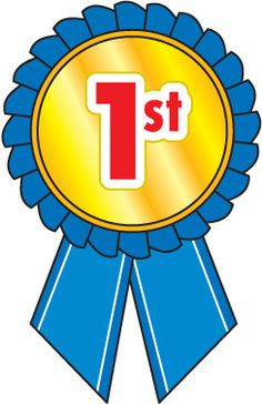 Place clipart first place Ribbon Clipart Yellow ClipartMe Award