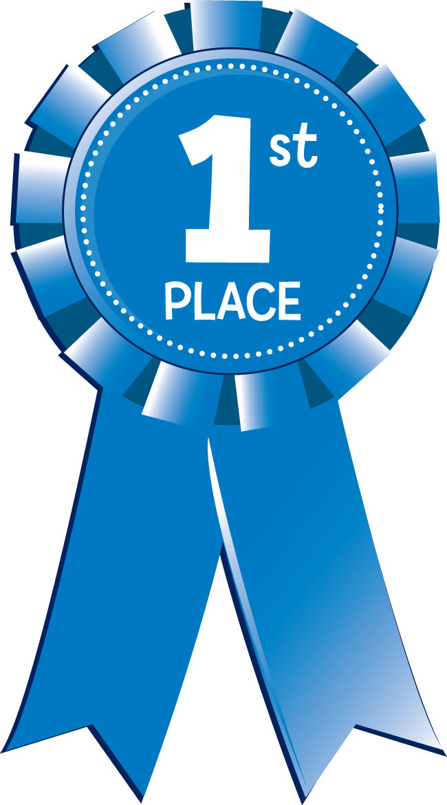 Place clipart first place Ribbon Clipart First ClipartMe Award