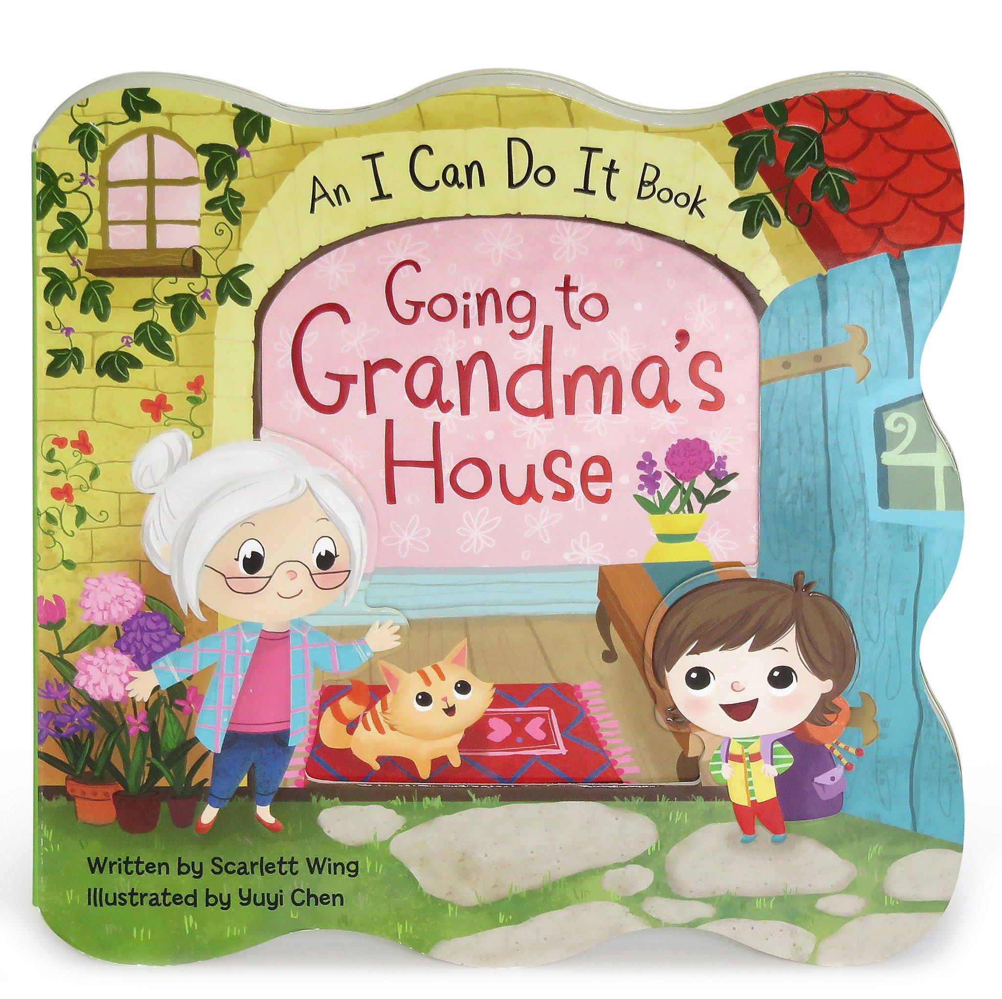 Place clipart grandma's house #15