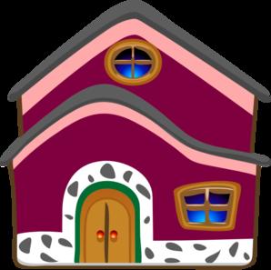 Place clipart grandma's house #9
