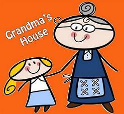 Place clipart grandma's house #8