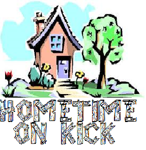 House clipart home time KICK on HOME TIME AM1340