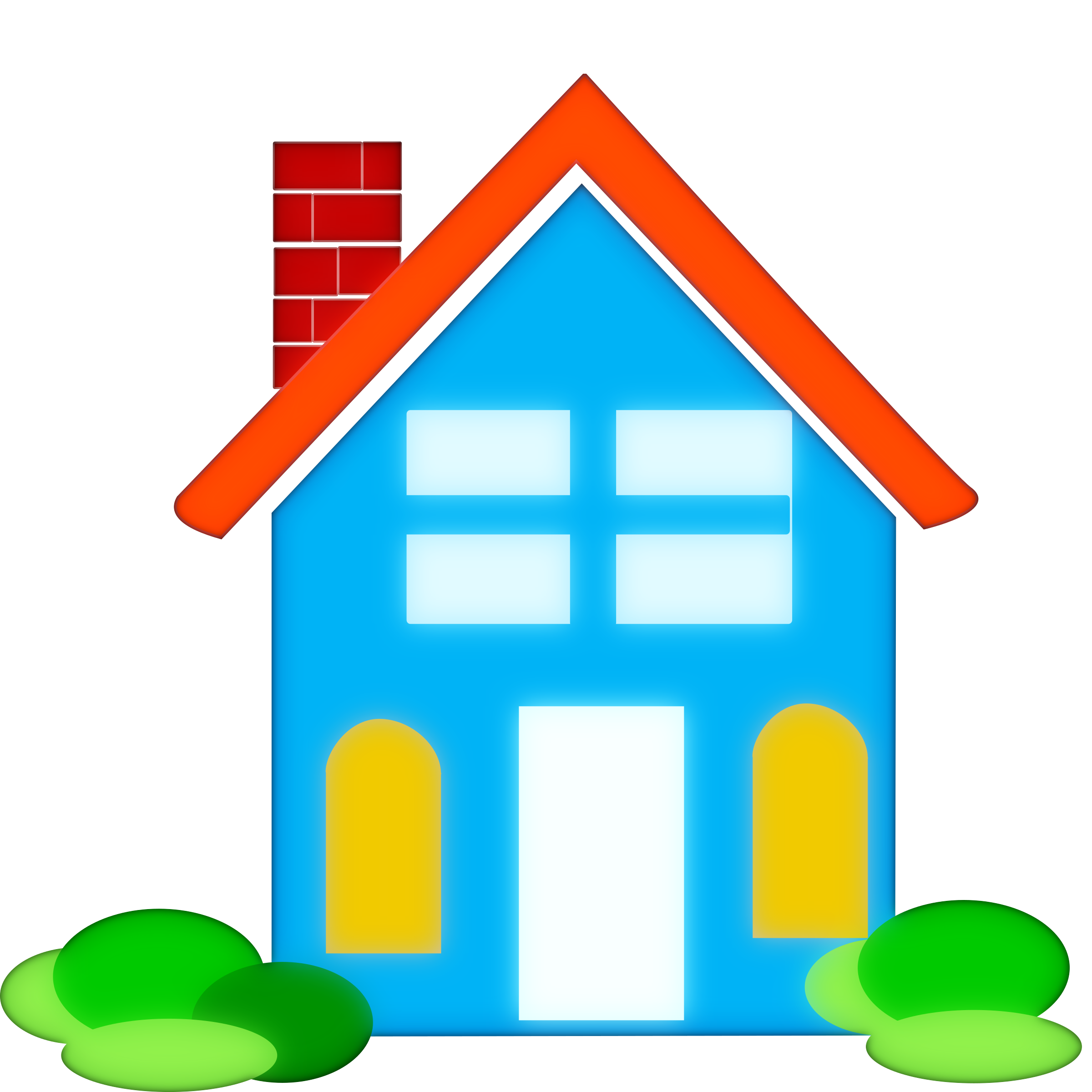 Open clipart things Home clipart Clipart home clipart