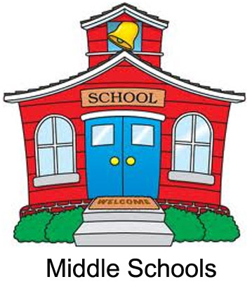 Place clipart middle school Resolution 359x404 Clipart Middle School