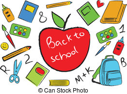 Place clipart middle school Middle accessories apple 892 school