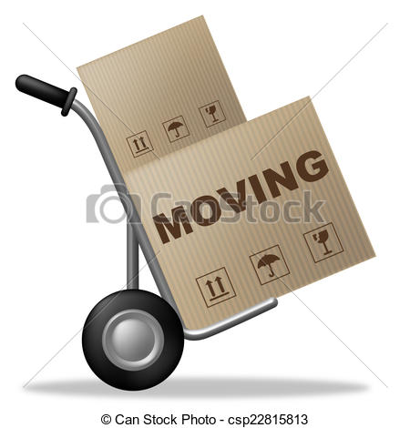 Place clipart moving house House pictures art clip moving