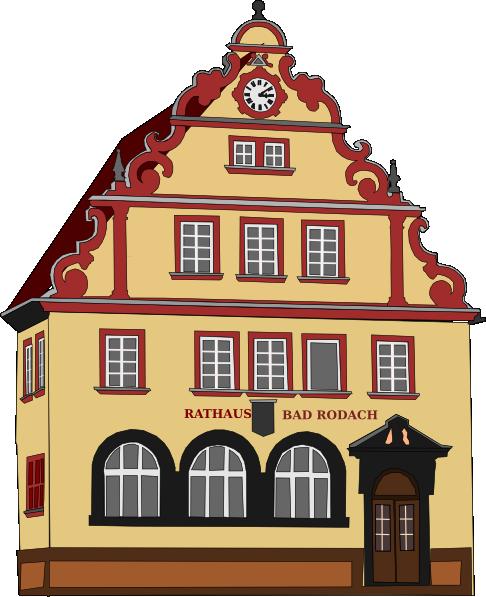 Place clipart municipal hall #8