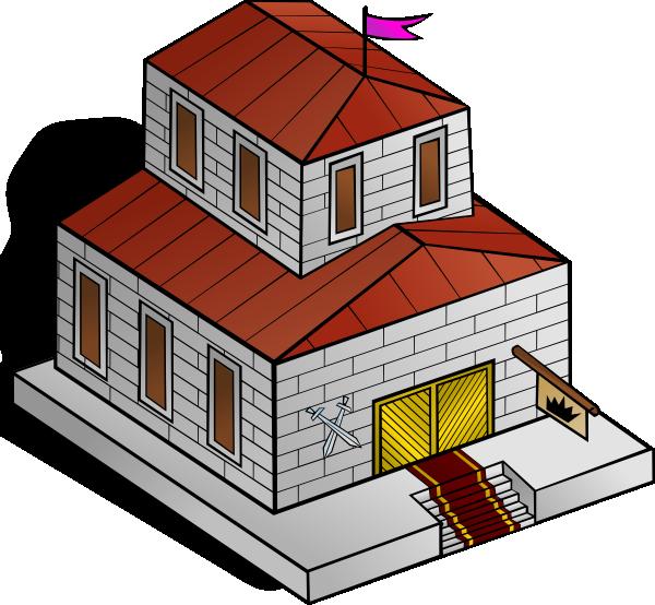Place clipart municipal hall #9