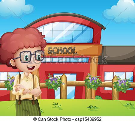 Place clipart my school #4