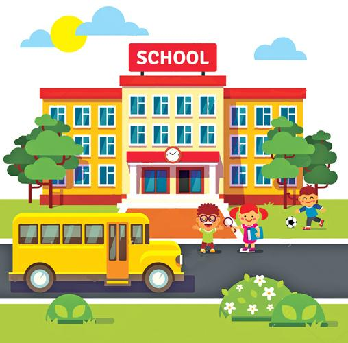 Place clipart my school #7