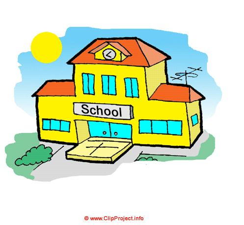 Place clipart my school #15