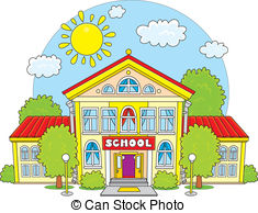 Place clipart my school #2