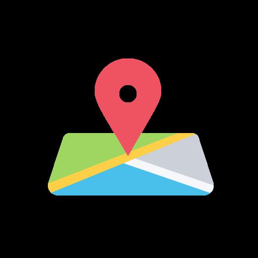 Place clipart navigation Place  maps icon navigation