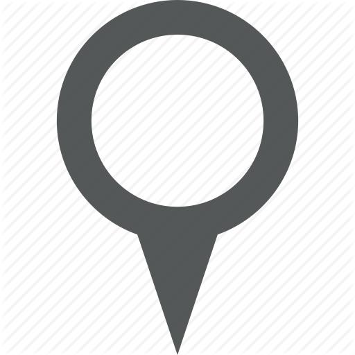 Place clipart navigation Locate arrow locate interest gps