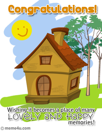 Place clipart new home #15