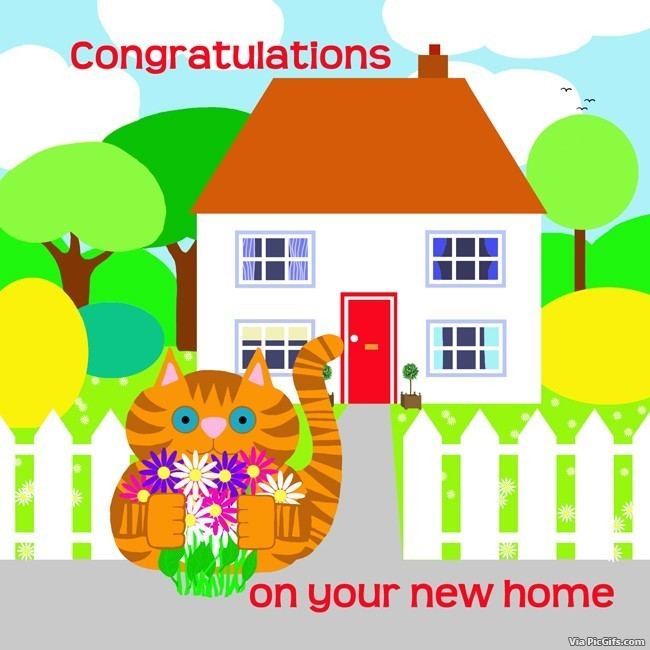 Place clipart new home #9