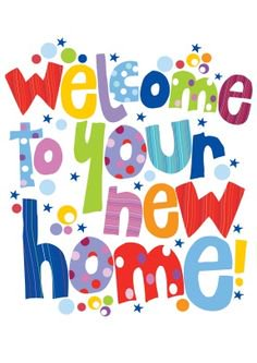 Place clipart new home #11