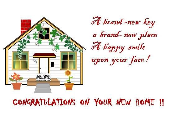 Place clipart new home #5