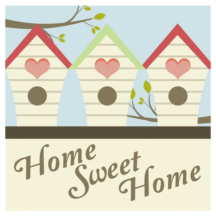 Place clipart new home #6