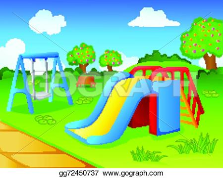 Place clipart play park #7