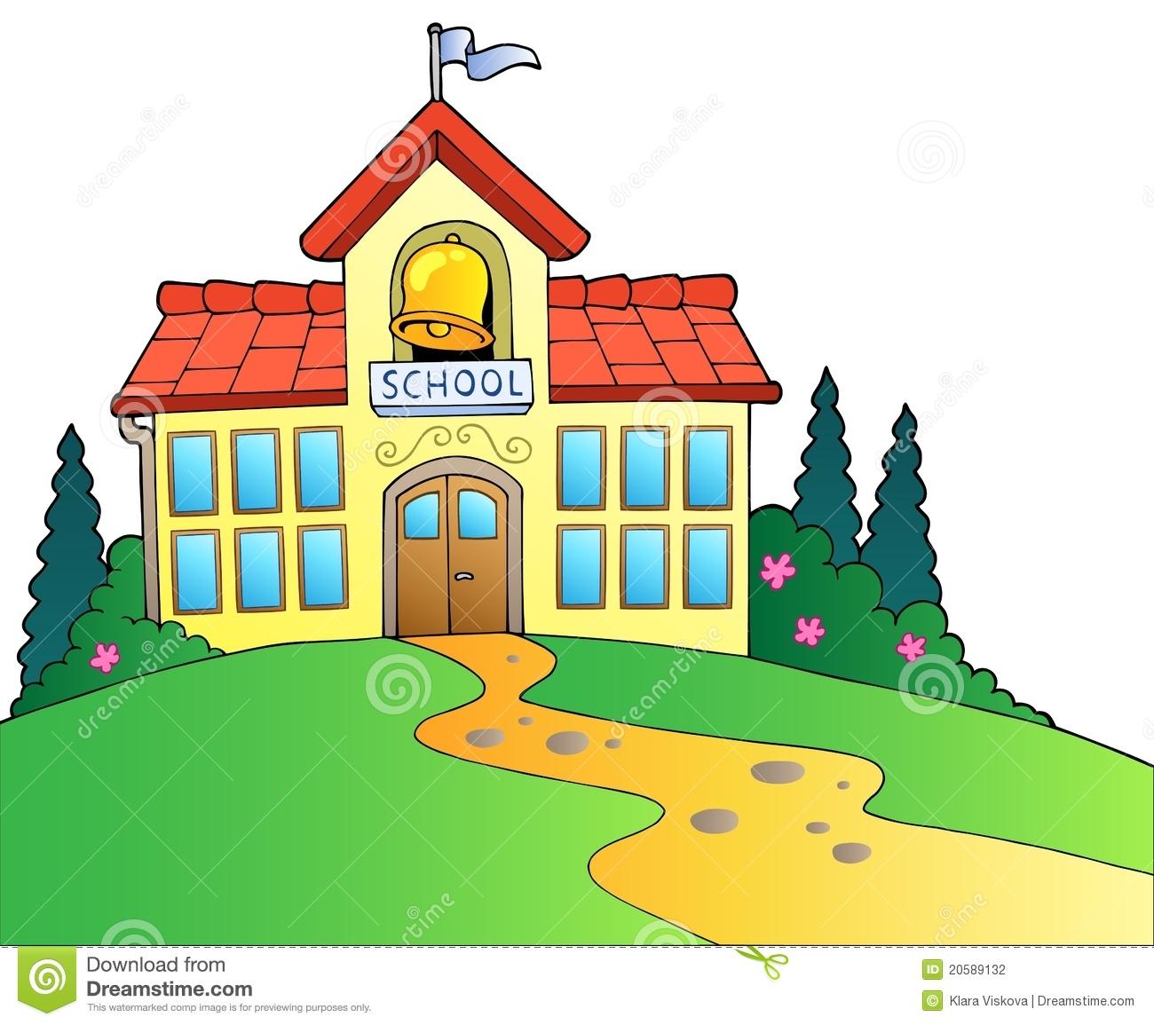 Building clipart pre school Art Clipart Clip Clipart college%20building%20clip%20art