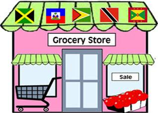 Places clipart supermarket building #13