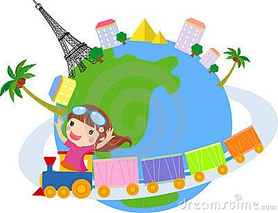 Place clipart world travel Best around from Search One