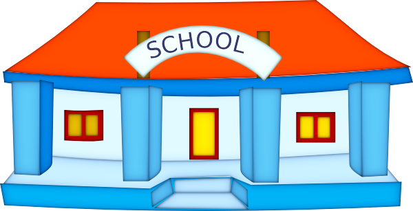 Place clipart my school #13