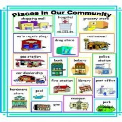 Places clipart #8
