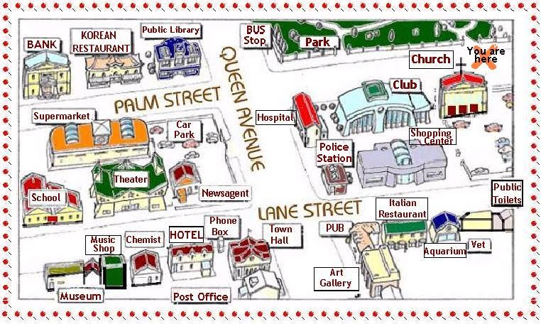 Places clipart city street Games! week the Join are