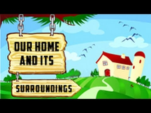 Places clipart clean surroundings Surroundings Home and its YouTube